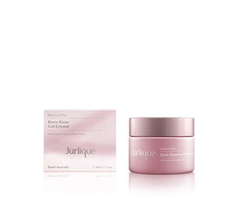 Jurlique Moisture Plus Rare Rose Gel Cream, 1.7 Fl Oz