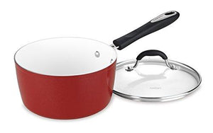 Cuisinart 59193-20R Elements Saucepan With Cover, 3-Quart