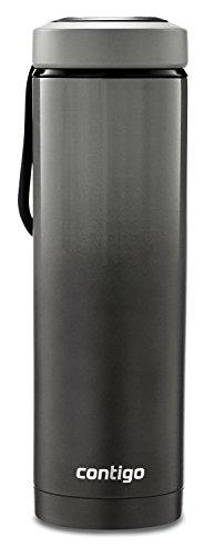 Contigo Vacuum-Insulated Stainless Steel Water Bottle 24 oz Licorice