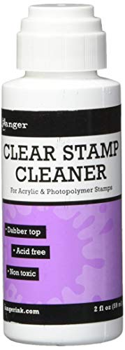 Ranger 2 Ounce Inkssentials Clear Stamp Cleaner