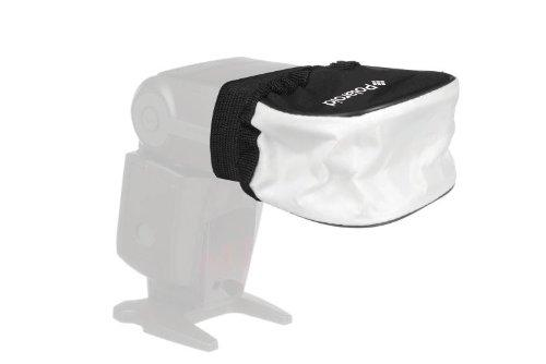 Polaroid Universal Cloth Flash Diffuser For Canon, Nikon & Other External Flash Units