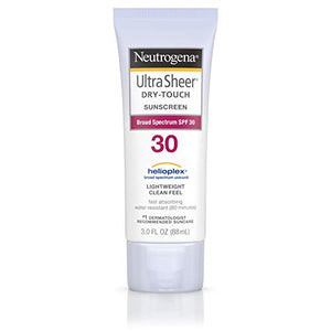 Neutrogena Ultra Sheer Dry-touch Sunscreen, SPF 30, 3 Oz