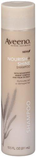 Aveeno Nourish + Shine Shampoo 10.5 Oz