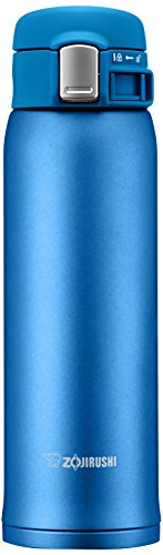 Zojirushi Sm-Sd48Am Stainless Steel Vacuum Insulated Mug, 16-Ounce, Matte Blue