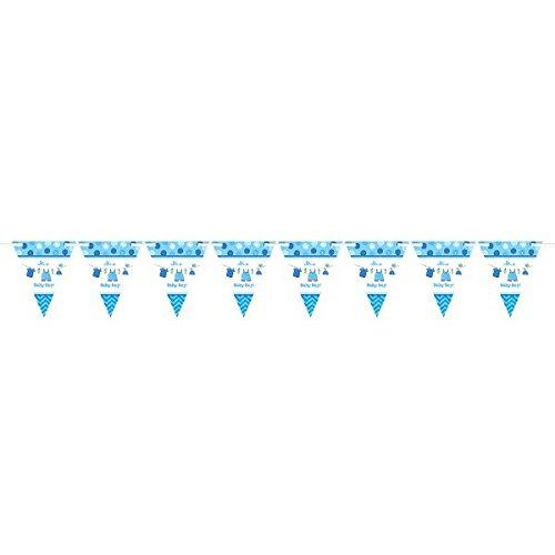 "Amscan ""It'S A Baby Boy"" Pennant Banner"