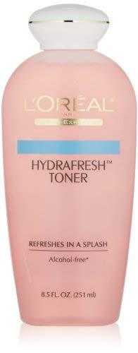 L'Oreal Paris Alcohol-Free Toner- 8.5-Fl.Oz