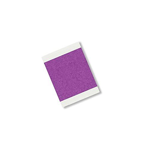 "3M 501+ Purple 0.5""Sq-1000 High Temperature Masking Tape, 0.5"" Squares, Purple (Roll Of 1000)"