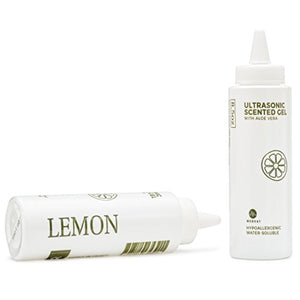 Medvat Clear Transmission Gel - Lemon Scented - 8.5 oz Bottle