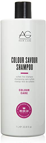 AG Hair Colour Care Colour Savour Sulfate-Free Shampoo, 33.8 Fl oz