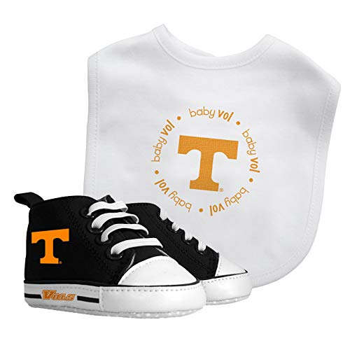 Baby Fanatic Bib with Pre-Walker, Tennessee