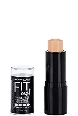 Maybelline New York Fit Me! Oil-Free Stick Foundation, 115 Ivory, 0.32 Ounce