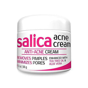 Best Acne Treatment Cream - Topical Anti Acne Medication With Salicylic Acid And Tea Tree Oil
