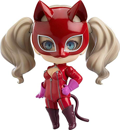 Good Smile Persona 5 The Animation: Ann Takamaki (Phantom Thief Version) Nendoroid Action Figure
