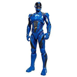 "Power Rangers Big FIGS Ranger Movie Figure, 20"", Blue"