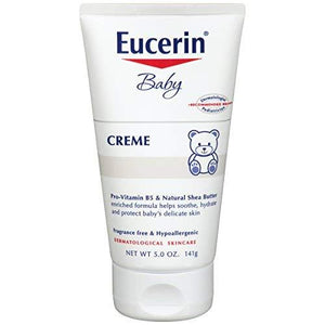 Eucerin Baby Creme 5 Ounce Pack Of 3
