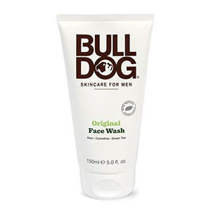 Bulldog Skincare And Grooming For Men Original Face Wash, 5 Ounce