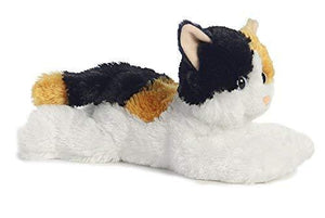 Aurora World Flopsie Cat/Esmeralda Plush