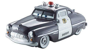 Disney Cars Color Change 1:55 Scale Vehicle, Sheriff