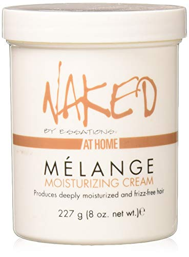 Naked by Essations Melange Moisturizing Cream, 8 Ounce