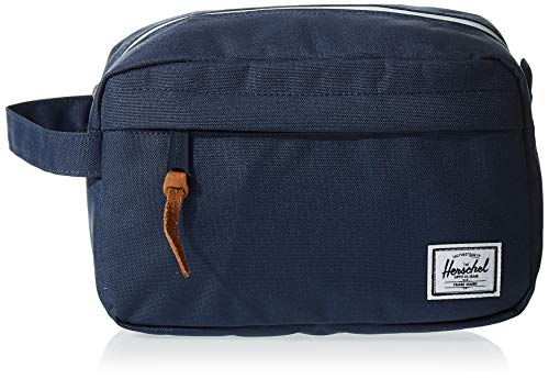 Herschel Chapter Toiletry Kit, Navy, Classic 5L