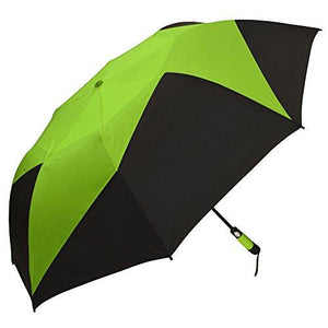 Stromberg Vented Pinwheel, Lime Green/Black