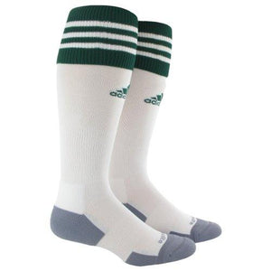 Adidas Copa Zone Cushion Ii Soccer Socks (1Pack) Whiteforest Small