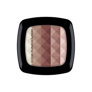 EDDIE FUNKHOUSER Ultra Definition Bronze & Sculpt Powder, Bronzer, Bronzing Powder, Pyramid Bronze, NET WT. 10 g / 0.03