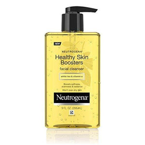 Neutrogena Healthy Skin Boosters Facial Cleanser 9 Fl. Oz