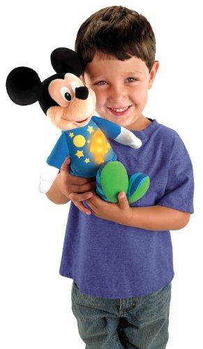 Fisher-Price Bedtime Rocket Mickey