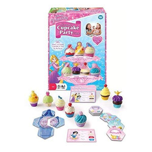 Wonder Forge Disney Princess Enchanted Cupcake Party Game