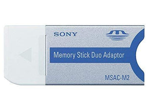 Sony Memory Stick Duo Adapter For Ms Standard Slot