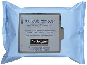 Neutrogena Makeup Remover Cleansing Towelettes 21Fl Oz