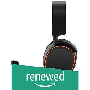 SteelSeries Arctis 5 RGB Illuminated Gaming Headset (Renewed)