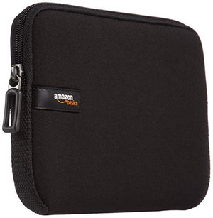 AmazonBasics 17.3-Inch Laptop Sleeve Case, Black, 5-Pack