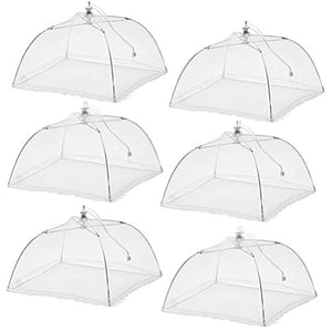 Esfun Large Pop-Up Mesh Screen Food Cover Tent Umbrella 17 Inch