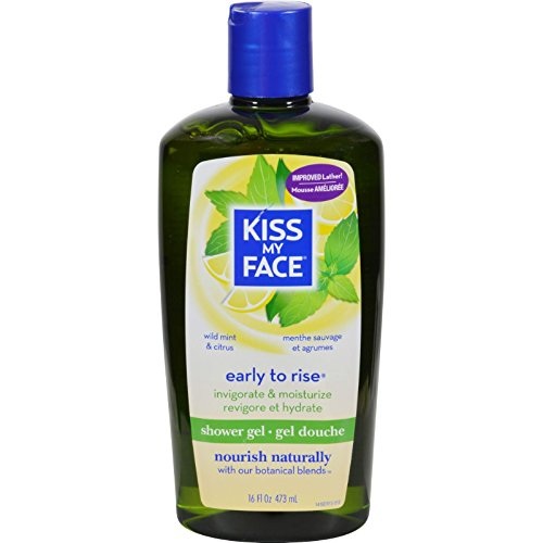 Bath & Shower Gel Early to Rise Wild Mint & Citrus - 16 oz