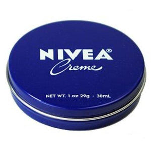 Nivea Cream Creme, 1 Ounce, Travel Size (Pack Of 8)