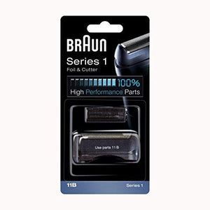 Braun 11B Foil And Cutter Set For Select Series 1 Models