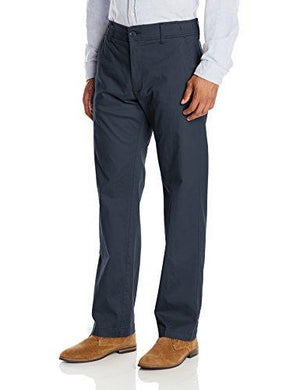 LEE Men's Performance Series Extreme Comfort Pant, Navy, 42W x 32L