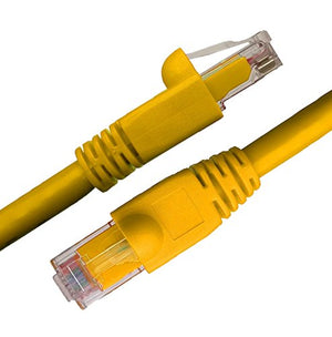 NTW 345-U6A-005YL Cat6 Snagless Unshielded Network Patch Cable