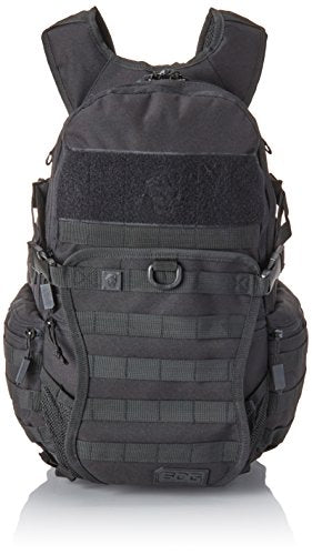 SOG Opord Tactical Day Pack, 39.1-Liter Storage, Black
