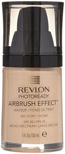 Revlon Photoready Airbrush Effect Makeup, Ivory