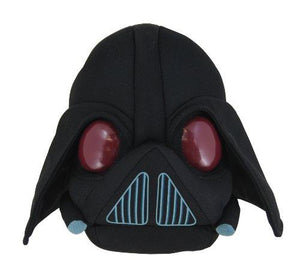 Angry Birds Star Wars Plush Bird Darth Vader, 8 Inch