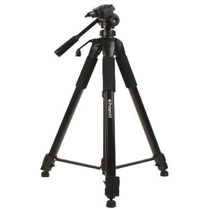 Polaroid 72-Inch Photo / Video Propod Tripod Includes Deluxe Tripod Carrying Case + Additional Quick Release Plate For Dig