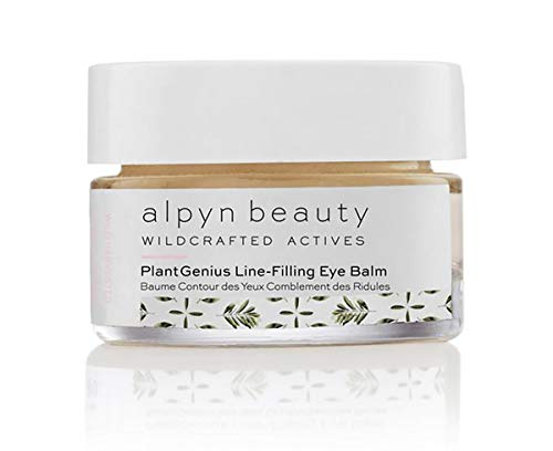Alpyn Beauty - Natural PlantGenius Line-Filling Eye Balm (.5 fl oz | 14 ml) | Clean, Wildcrafted Luxury Skin Care