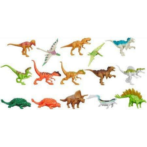 Hasbro Jurassic Park Jurassic World Bag Of 15 Exclusive 3 Mini Figures