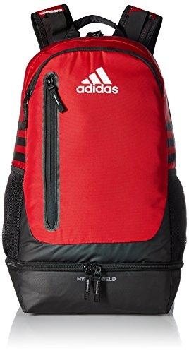 Adidas Pivot Team Backpack, Scarlet/Neo White/Black, One Size