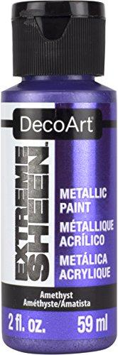 Decoart 2 Ounce, Amethyst Extreme Sheen Paint
