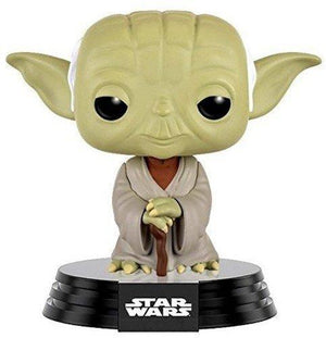 Funko 10105 Pop Star Wars: Dagobah Yoda