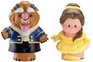 Fisher-Price Little People Disney Princess, Belle And Beast